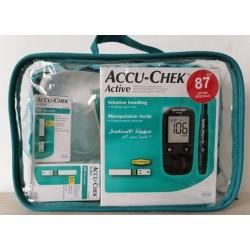 ACCU-CHEK Active Pack: 1 appareil + 50 bandelettes
