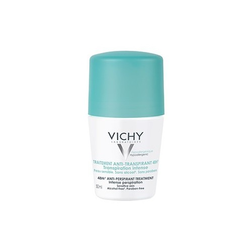 VICHY DEODORANT ANTI TRANSPIRANT BILLE, 50ml