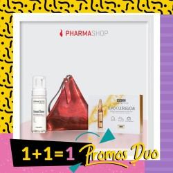 TROUSSE DUO FLAVO-C ULTRAGLICAN SERUM 10 AMP + DERMACEUTIC ADVANCED MOUSSE A -50%