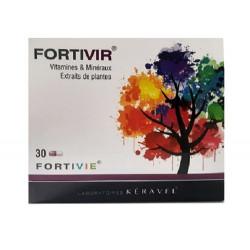 FORTIVIR STIMULANT IMMUNITAIRE 30 GELULES