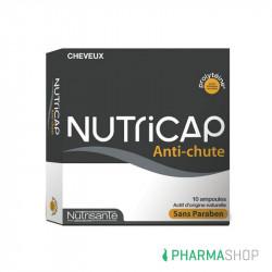 NUTRICAP ANTICHUTE SERUM, 10 ampoules